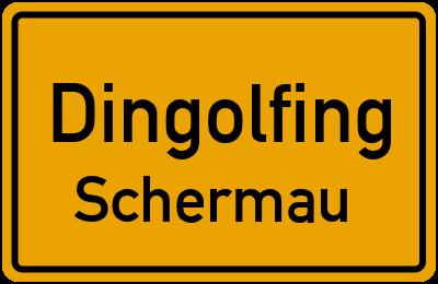 Straßenverzeichnis Dingolfing Schermau
