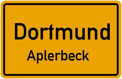 Lehmufer in DortmundAplerbeck