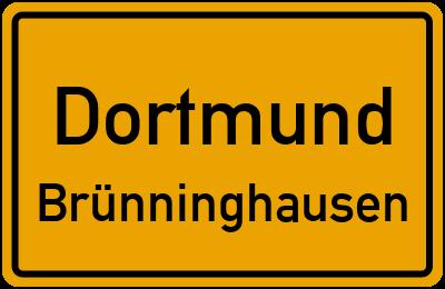 Straßenverzeichnis Dortmund Brünninghausen