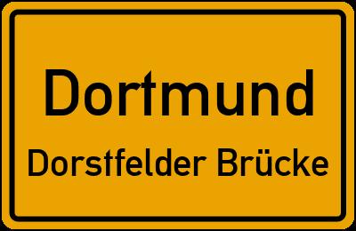 Emscherbrücke Dortmund Dorstfelder Brücke