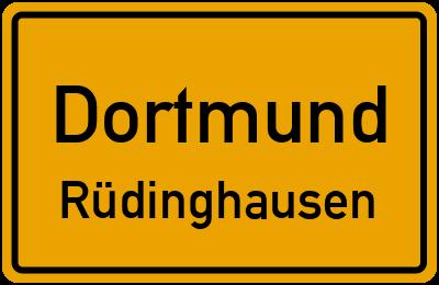 Straßenverzeichnis Dortmund Rüdinghausen