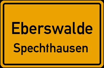 Lassig-Gestell Eberswalde Spechthausen