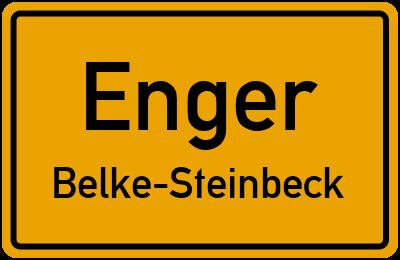 Stieglitzweg in EngerBelke-Steinbeck