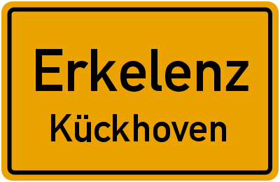 Ulmenweg in ErkelenzKückhoven