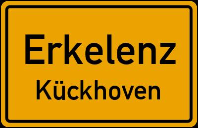Nachtigallenweg in ErkelenzKückhoven