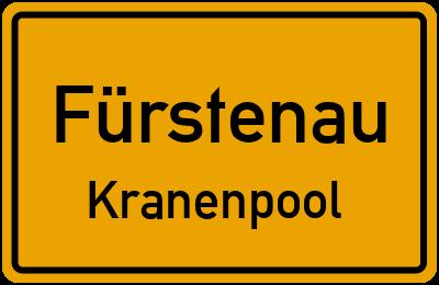 Amselweg in FürstenauKranenpool