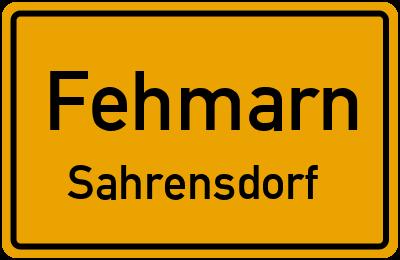 Fehmarn Sahrensdorf