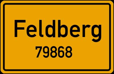 79868 Feldberg
