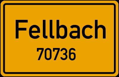 70736 Fellbach