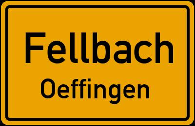 Talwegle in FellbachOeffingen