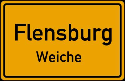 Iltishof in FlensburgWeiche