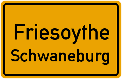 Friesoythe Schwaneburg
