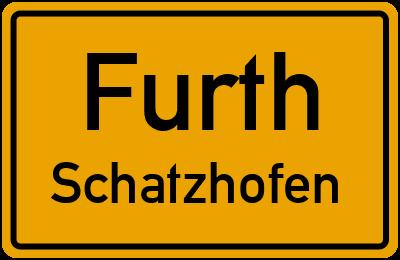 Ortsschild Furth Schatzhofen