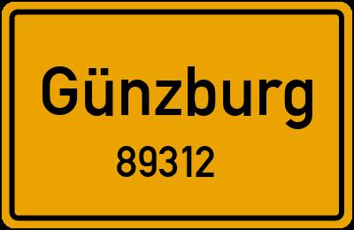 Volksbank Günzburg -alt- Günzburg