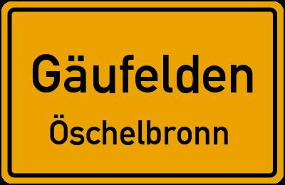 Amselweg in GäufeldenÖschelbronn