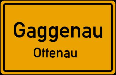 Lachwiesenweg Gaggenau Ottenau