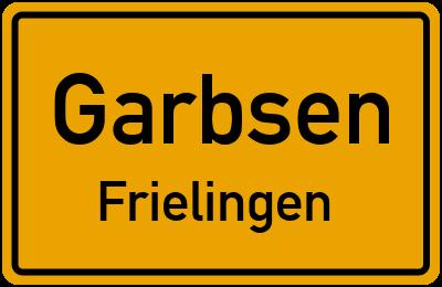 Straßenverzeichnis Garbsen Frielingen