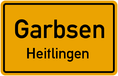 In der Staudriede in GarbsenHeitlingen