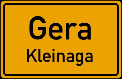 Aga Lindenstraße in GeraKleinaga
