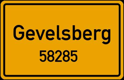 58285 Gevelsberg