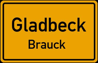 Straßburger Straße in GladbeckBrauck