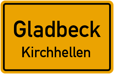 Brabecker Straße in GladbeckKirchhellen