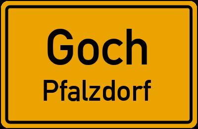Amselweg in GochPfalzdorf