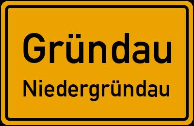 Amselweg in GründauNiedergründau