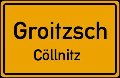 Cöllnitz Groitzsch Cöllnitz