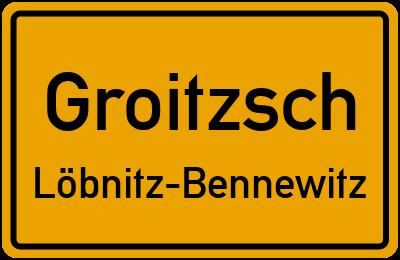 Löbnitz-Bennewitz Groitzsch Löbnitz-Bennewitz