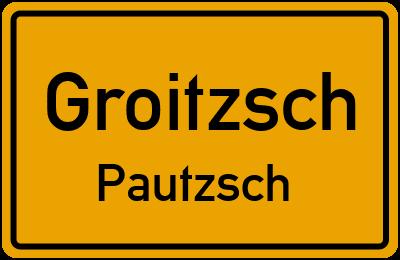 Pautzsch Groitzsch Pautzsch