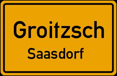 Saasdorf Groitzsch Saasdorf