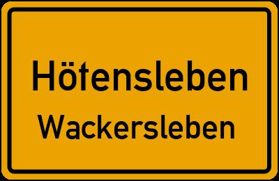 W 01 Hötensleben Wackersleben