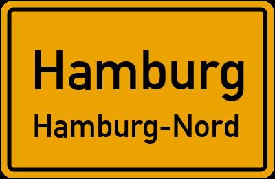 Straßenverzeichnis Hamburg Hamburg-Nord