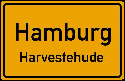 Straßenverzeichnis Hamburg Harvestehude