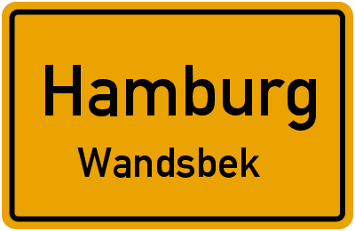 Weddinger Weg in HamburgWandsbek