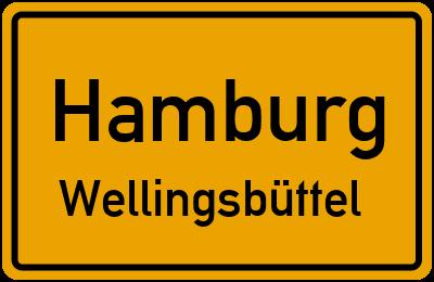Straßenverzeichnis Hamburg Wellingsbüttel
