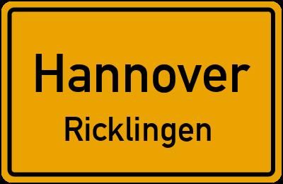 Lohmeyerhof in HannoverRicklingen