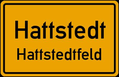 Straßenverzeichnis Hattstedt Hattstedtfeld