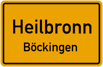 Heilbronn Böckingen