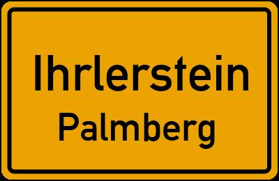 Straßenverzeichnis Ihrlerstein Palmberg