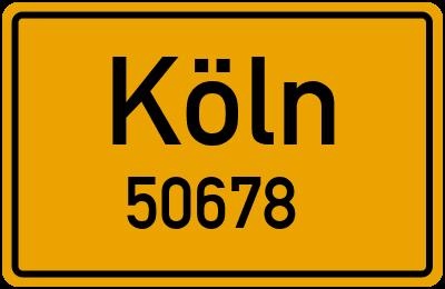 50678 Köln