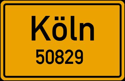 50829 Köln