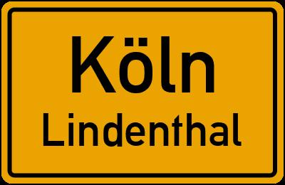 Heckenweg in KölnLindenthal