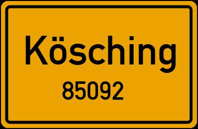 85092 Kösching