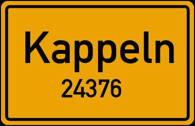 24376 Kappeln