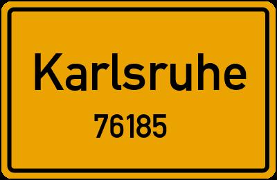 76185 Karlsruhe