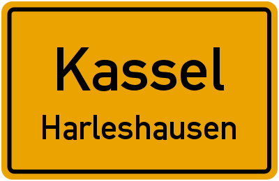 Am Anger in KasselHarleshausen