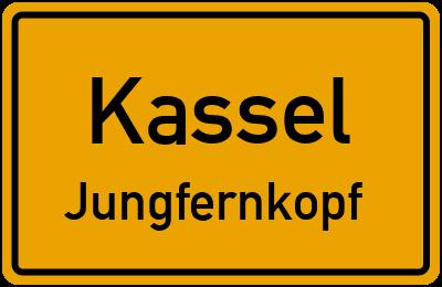 Kassel Jungfernkopf