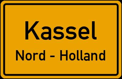 Universitätsplatz in KasselNord - Holland